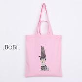 手提包 帆布包 手提袋 環保購物袋【SPA62】 BOBI  12/22