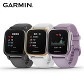 【GARMIN】VENU SQ GPS 智慧腕錶