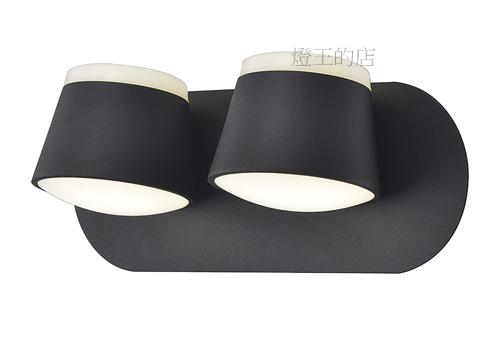 燈飾燈具【燈王的店】現代系列 LED壁燈2燈 ☆ W-20-2