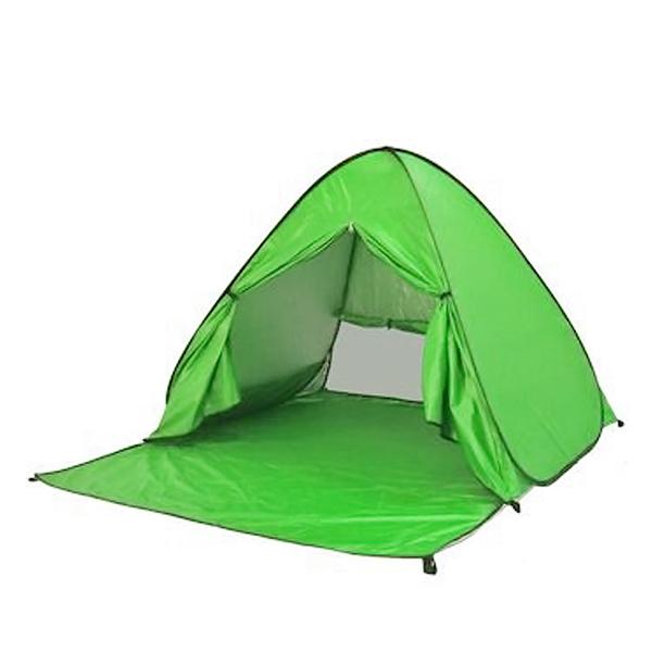 「全家限今日299免運」(帶窗款)秒開帳篷 全自動帳篷 戶外 露營 免搭建 帳篷 贈送地釘【B00056】