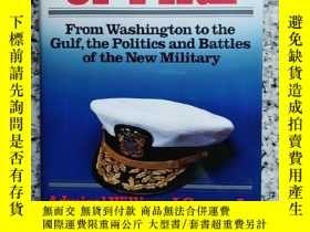 二手書博民逛書店THE罕見LINE OF FIRE FROM WASHINGTON TO THE GULF,the Politic