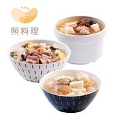 【照料理】媽煮湯-舒敏湯品(蟲草花煲竹笙雞湯x2袋、太極木耳子排湯x2袋、猴菇百合山藥雞湯x2袋)
