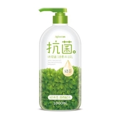 快潔適親膚抗菌沐浴乳綠茶1000ml【愛買】