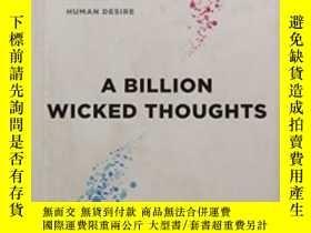 二手書博民逛書店A罕見Billion Wicked ThoughtsY364682 Ogi Ogas Dutton Adult