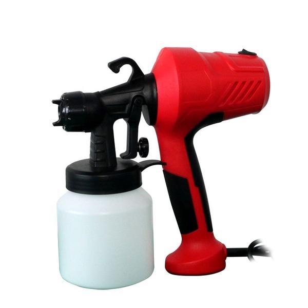 廠家直銷各類電動乳膠噴槍 批發油漆電噴槍 高壓噴繪噴漆機