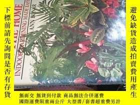 二手書博民逛書店PLANTS罕見TO GROW IN THE HOME ANN BONARY162251