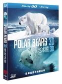 【停看聽音響唱片】【BD】極地冰熊3D