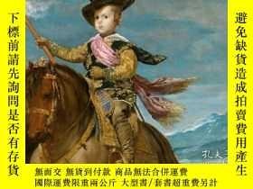 二手書博民逛書店委拉斯貴支罕見繪畫全集 英文原版 Velazquez. Comp