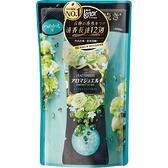 LENOR 蘭諾 衣物芳香豆-清晨草木(補充包)455ml 【康鄰超市】