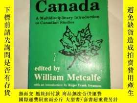 二手書博民逛書店Understanding罕見Canada A Multidisciplinary Introduction to