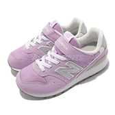 New Balance 童鞋 996 Wide 粉紫 魔鬼氈 中童鞋 小朋友 運動鞋 NB 【ACS】 YV996LC3-W