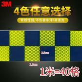 鑚石級汽車摩托車夜間警示貼紙反光膜反光條