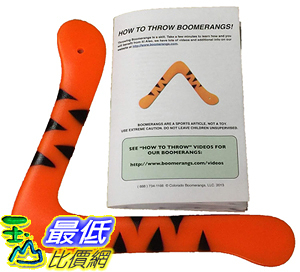 [8美國直購] 飛旋鏢 Polypropylene Pro Sports Boomerang - for Ages Above 10 Years Old B002670A1O