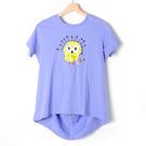 【Dailo】小鳥造型T恤-紫 1060...