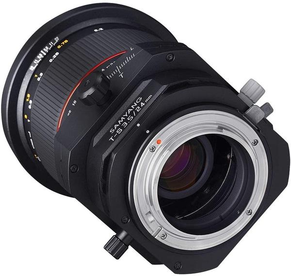 SAMYANG TILE/SHIFT 24mm F3.5 ED AS UMC 移軸鏡頭 室內空間 建築拍攝 商品攝影【公司貨】