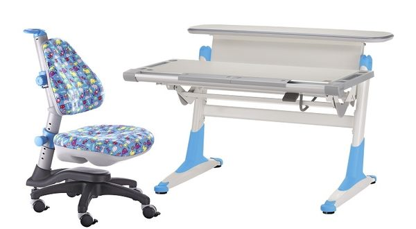 [公司貨再贈禮] COMF-PRO康樸樂 貴族複合式書桌TH333+蘿茜椅Y318 贈騎士堡無限悠遊3張/年(市價14940)