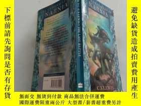 二手書博民逛書店THE罕見LAST BATTLE《最後一戰》Y200392