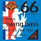 小叮噹的店 英國ROTOSOUND RS66LN (45-100) 電貝斯弦 Nickel 旋弦公司貨