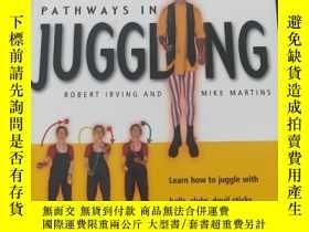 二手書博民逛書店Pathways罕見in Juggling (雜耍的途徑)英文原