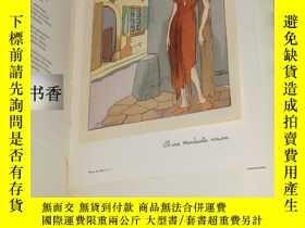 二手書博民逛書店稀缺版《波德萊爾惡之花》瑪吉莫尼爾彩色版畫插圖,罕見1928年巴