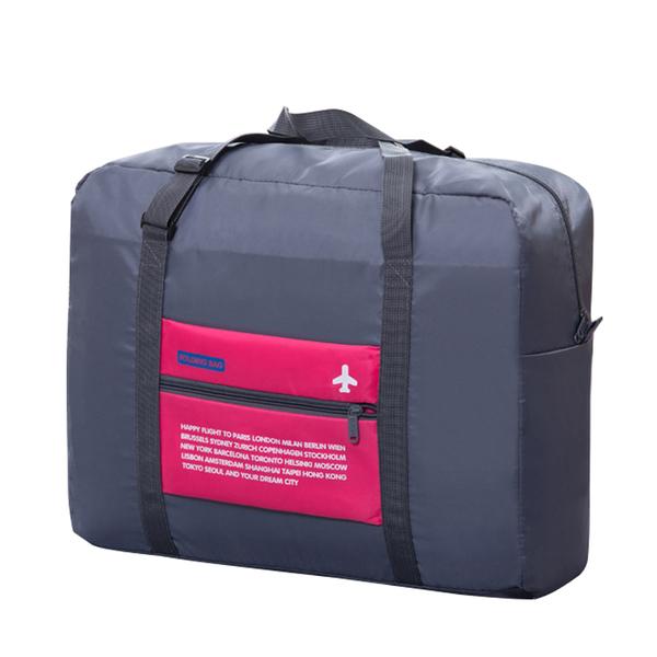 ★7-11限今日299免運★摺疊旅行收納袋 盥洗袋 大容量飛機包 行李袋 便攜收納袋【B00008】