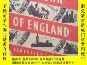 二手書博民逛書店英國模式罕見Pattern of EnglandY386561 eckersley & seaman