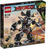 樂高積木 70613 旋風忍者 伽瑪機器人 ( LEGO NINJAGO MOVIE )