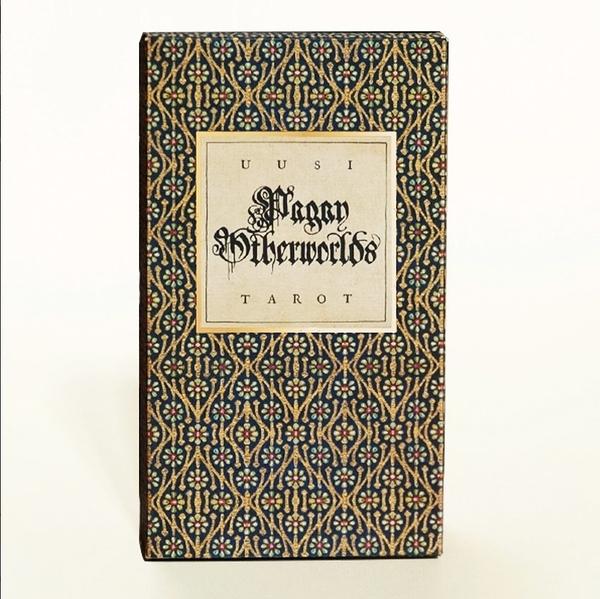 【USPCC撲克】3rd edition Pagan otherworld Tarot S103049392