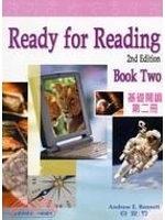 二手書博民逛書店 《READY FOR READING基礎閱讀第二冊》 R2Y ISBN:9861470573│白安竹