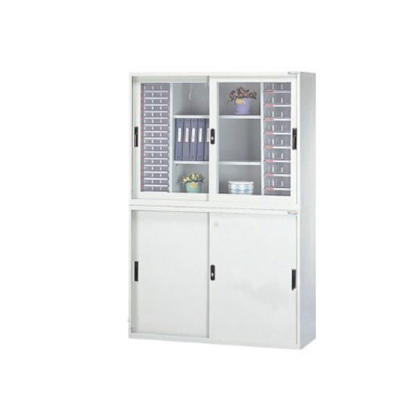 【YUDA】TSA4-118KM 上下座效率綜合鐵櫃61-5/文件櫃/展示櫃