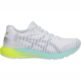 Asics Dynaflyte 3 [1012A002-100] 女鞋 運動 慢跑 健走 休閒 輕量 緩衝 亞瑟士 白灰