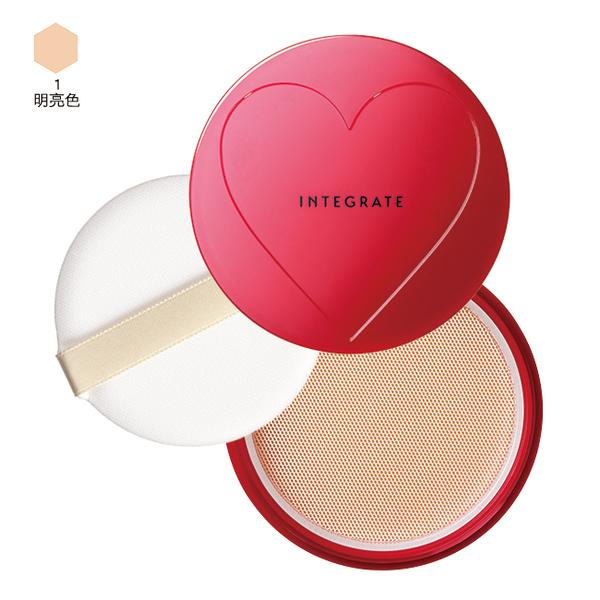 INTEGRATE透潤柔光粉底凍1 18g