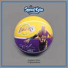 SPALDING 籃球 NBA 布萊恩 Bryant #24 湖人 紫黃 人像 SPA83342【SP】