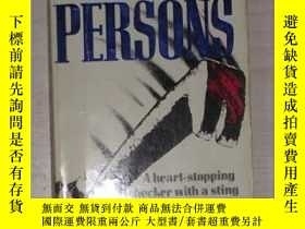 二手書博民逛書店英文原版罕見Missing Persons by C. Terr