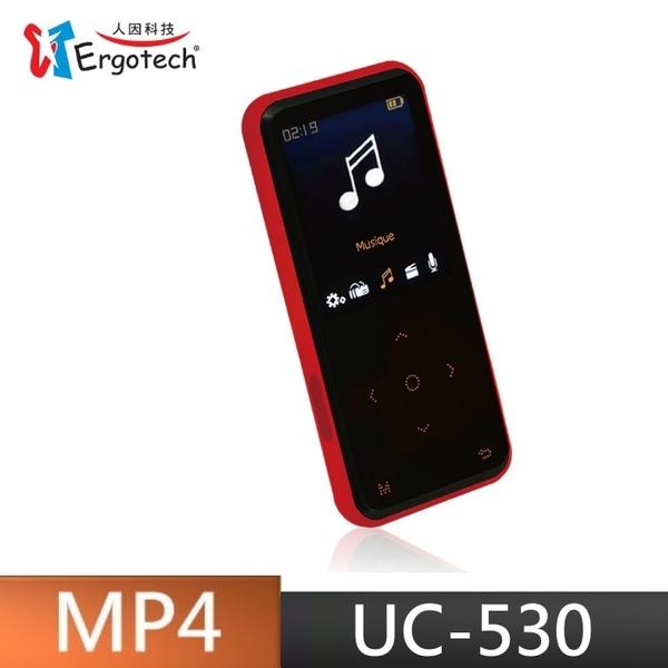 【9折+免運+贈收納袋】人因 MP3 MP4 影音撥放器 UC530 8GB 行動鈦郎 UC530CR MP4/MP3 影音撥放器X1