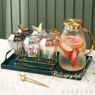 BSD玻璃杯水杯水壺茶杯茶具套裝家用客廳...