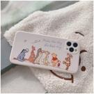 維尼熊家族 適用 iPhone12Pro 11 Max Mini Xr X Xs 7 8 plus 蘋果手機殼