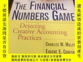 二手書博民逛書店The罕見Financial Numbers Game: Det