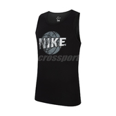 Nike 背心 Dri-FIT Basketball Tank 黑 白 男款 籃球 運動休閒 【PUMP306】 CD1293-010