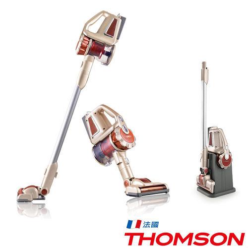 【THOMSON】第二代8萬轉DC無刷馬達無線吸塵器 TM-SAV11D《刷卡分期+免運》