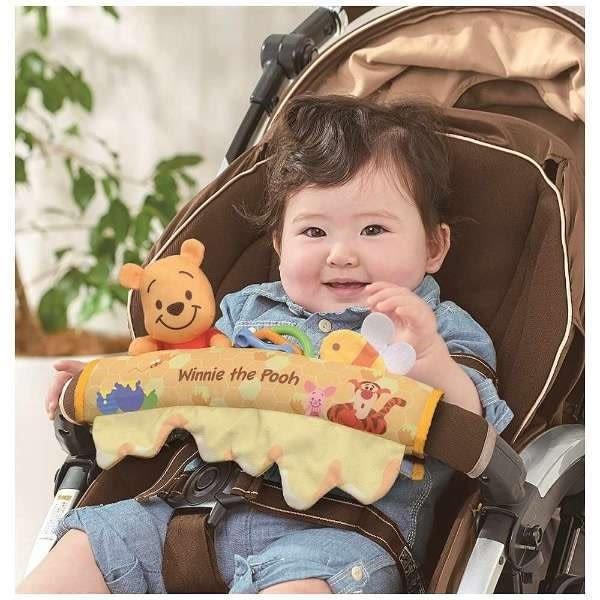 迪士尼嬰兒好朋友嬰兒車掛飾 米奇/維尼 兩款可選【六甲媽咪】
