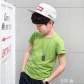 男童短袖t恤中大童半袖體恤