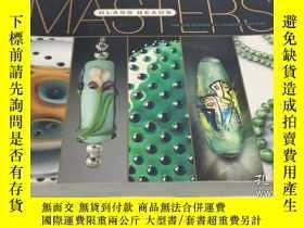 二手書博民逛書店Masters:罕見Glass Beads[大師系列:玻璃珠: 一流藝術家的主要作品]Y343790 Lark
