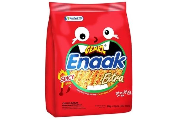 韓式小雞麵(香辣味)袋裝30g (3包入)