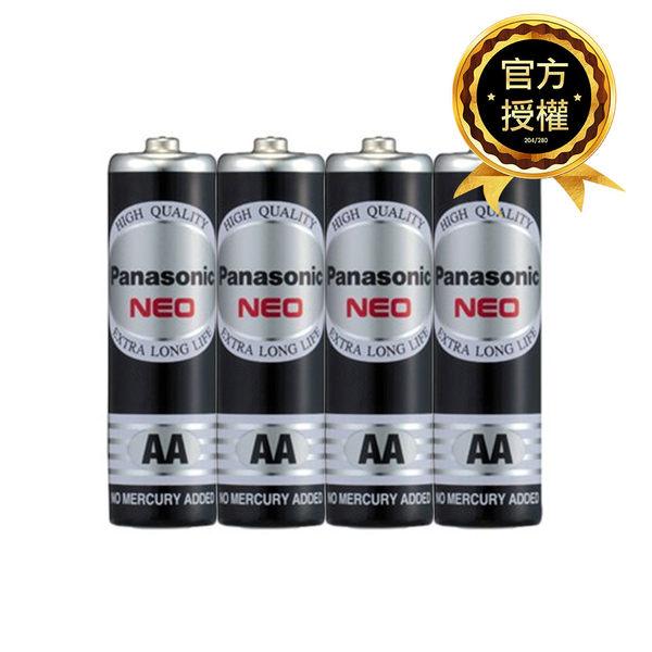 國際牌Panasonic 3號 碳鋅電池 4入