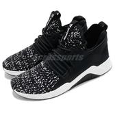 Reebok 訓練鞋 Guresu 2.0 黑 白 雪花 襪套式 軟底設計 運動鞋 女鞋【PUMP306】 CN2479
