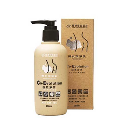 【長庚生技】婦女潔淨乳 x2瓶(250ml/瓶)_自然淨界