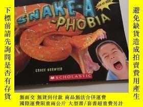 二手書博民逛書店罕見Snake-A-Phobia[不再恐懼蛇]Y277652 G