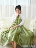 空調毯 小毛毯珊瑚絨辦公室午睡毯夏季空調毯單人床單學生午休小毯子蓋腿 快速出貨