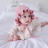 秒殺價嬰兒帽子秋冬季嬰幼兒女寶寶毛線帽公主3個月一3歲兒童女童針織帽 童趣屋
